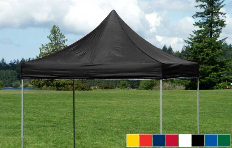 Canopy Tent Canopy Tent & Premier Tents 10 x 10 Apex Aluminum Easy Pop Up Canopy Commercial ...