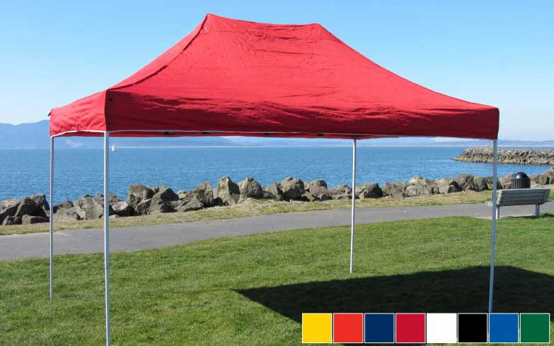 Canopy Tent Canopy Tent & Premier Tents 10 x 15 Apex Aluminum Easy Pop Up Canopy Commercial ...