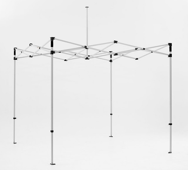 canopy apex aluminum frames are designed for easy transport and simple setup