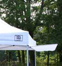 Impact Canopy ALUMIX 10 X Easy Pop Up Commercial Grade