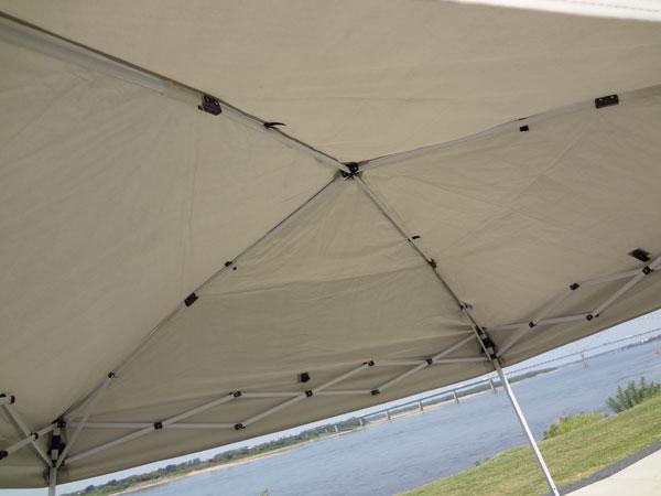 Canopy Canopy Canopy Canopy ... & 9 Foot x 9 Foot EZ Pop Up Canopy Tent Gazebo - HutShop.com